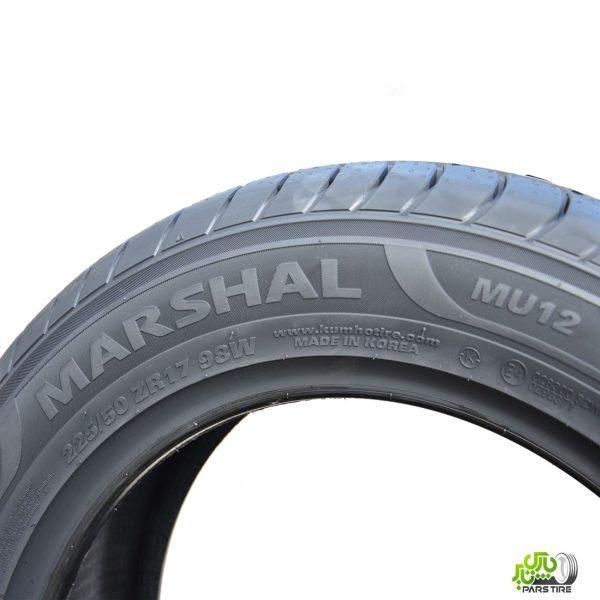 لاستیک مارشال MH12
