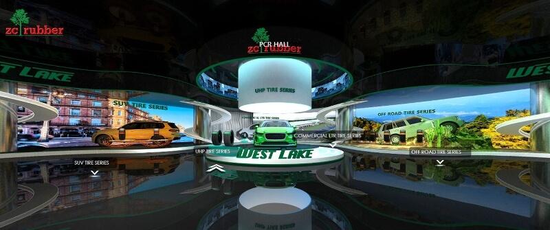 نخستین نمایشگاه مجازی تایر در دنیا